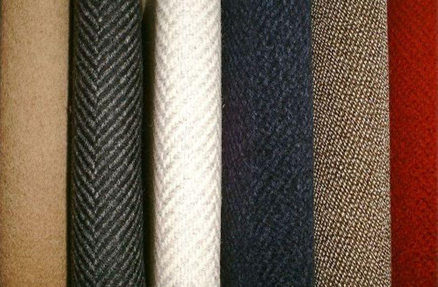 ткани для пальто-кейп