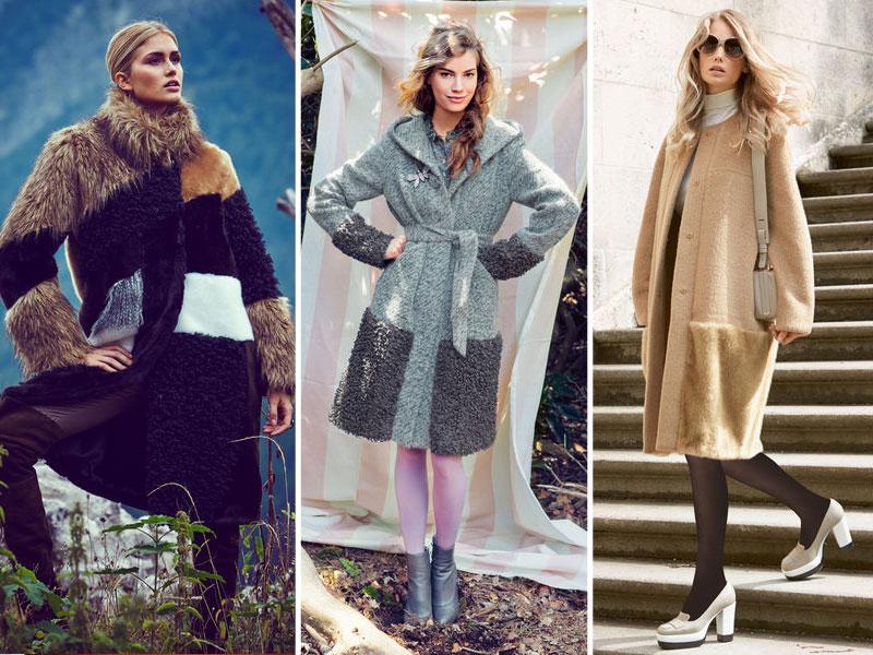 Картинки по запросу Из какой ткани сшить теплое пальто?
