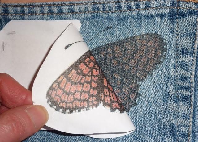 Как перевести рисунок с бумаги на ткань в домашних условиях