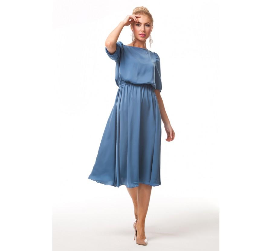 Как сшить платье из шёлка девочке фото 409