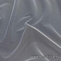 Сетка плательная (о) айвори - итальянские ткани Тессутидея