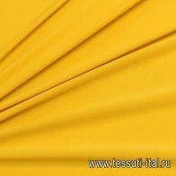 Трикотаж пике шерсть (о) медовый - итальянские ткани Тессутидея