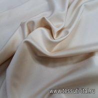 Джерси вискоза стрейч (о) топленое молоко - итальянские ткани Тессутидея