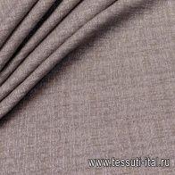 Жаккард с люрексом (н) бежево-серебрянный - итальянские ткани Тессутидея