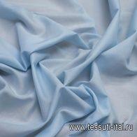 Батист (о) голубой - итальянские ткани Тессутидея
