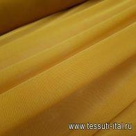 Плательная сетка (о) охра - итальянские ткани Тессутидея арт. 03-5495
