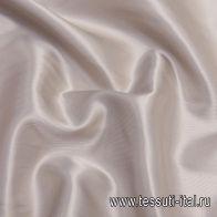 Подкладочная жаккард (о) серая - итальянские ткани Тессутидея