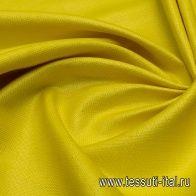 Шанель (о) желтая - итальянские ткани Тессутидея