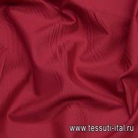 Сорочечная (о) темно-малиновая - итальянские ткани Тессутидея