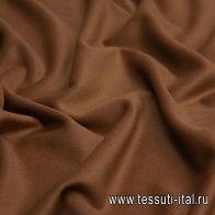 Пальтовая (о) светло-коричневая - итальянские ткани Тессутидея арт. 09-1757