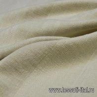 Жаккард (о) светло-бежевый - итальянские ткани Тессутидея арт. 03-5447