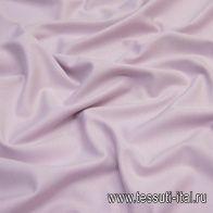 Джерси вискоза (о) светло-сиреневое - итальянские ткани Тессутидея