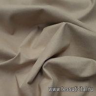 Искусственная замша (о) бежевая - итальянские ткани Тессутидея
