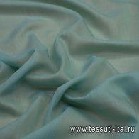 Маркизет (о) мятный - итальянские ткани Тессутидея