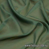 Маркизет (о) зеленый - итальянские ткани Тессутидея