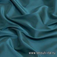 Подкладочная стрейч (о) морская волна - итальянские ткани Тессутидея