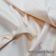 Хлопок (о) светло-персиковый - итальянские ткани Тессутидея