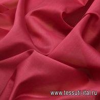 Маркизет (о) малиновый - итальянские ткани Тессутидея