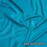 Джерси (о) бирюзовое - итальянские ткани Тессутидея