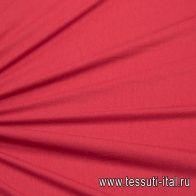 Трикотаж мерсеризованный хлопок (о) темно-красный в стиле La Perla - итальянские ткани Тессутидея арт. 12-1023