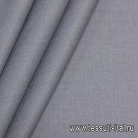 Лен (о) серый - итальянские ткани Тессутидея