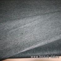 Декоративный фильц (о) зеленый меланж ш-100см - итальянские ткани Тессутидея арт. 09-0874