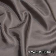 Подкладочная (о) светло-серо-коричневая - итальянские ткани Тессутидея арт. 08-1144