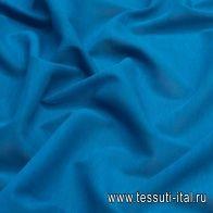 Маркизет стрейч (о) светло-синий - итальянские ткани Тессутидея