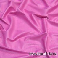 Трикотаж шерсть с напылением (о) ярко-розовый - итальянские ткани Тессутидея