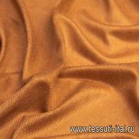 Трикотаж (о) светло-коричневый - итальянские ткани Тессутидея