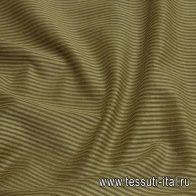 Вельвет (о) хаки - итальянские ткани Тессутидея
