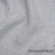 Лен (о) серый меланж Loro Piana - итальянские ткани Тессутидея