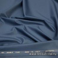 Плательная шерсть супер (о) Leitmotiv светло-синяя - итальянские ткани Тессутидея