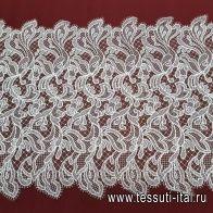 Кружево (н) топленое молоко ш-40см в стиле Scervino - итальянские ткани Тессутидея