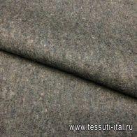 Шерстепон (о) серый - итальянские ткани Тессутидея