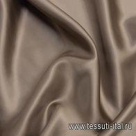 Подкладочная (о) бежевая - итальянские ткани Тессутидея арт. 08-1145