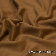 Пальтовая (о) коричневая - итальянские ткани Тессутидея арт. 09-1758