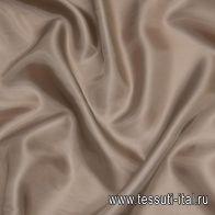 Подкладочная (о) бежевая - итальянские ткани Тессутидея арт. 08-1143