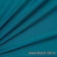 Трикотаж вискоза дабл (о) морская волна - итальянские ткани Тессутидея