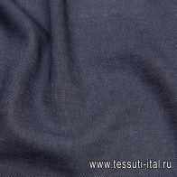 Джинса (о) темно-синяя - итальянские ткани Тессутидея арт. 01-6517
