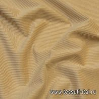 Вельвет (о) бежевый Brunello Cucinelli - итальянские ткани Тессутидея арт. 01-6727