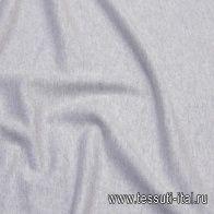 Джерси кашемир (о) светло-серое в стиле Brunello Cucinelli - итальянские ткани Тессутидея