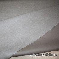 Декоративный фильц (о) бежевый ш-100см - итальянские ткани Тессутидея арт. 09-0871