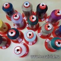 Нитки SERAFIL для отстрочки № 20-30 (о) намотка 600-900м в ассортименте - итальянские ткани Тессутидея арт. F-4839