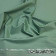 Плательная шерсть супер (о) Leitmotiv бледно-зеленая - итальянские ткани Тессутидея