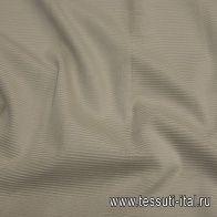Вельвет (о) бежевый - итальянские ткани Тессутидея