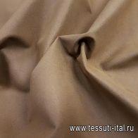 Искусственная замша (о) коричневая - итальянские ткани Тессутидея