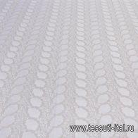 Шитье (о) белое - итальянские ткани Тессутидея