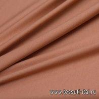 Джерси хлопок (о) капучино - итальянские ткани Тессутидея