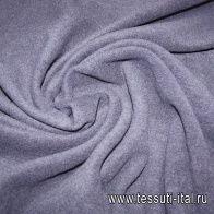 Трикотаж флис (о) фиолетовый - итальянские ткани Тессутидея